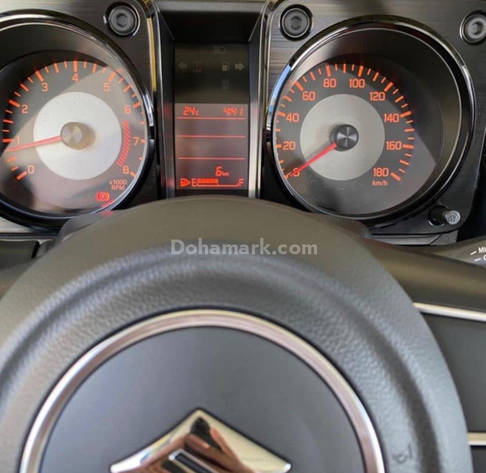 Suzuki jimny 2021 zero mileage   Dohamark
