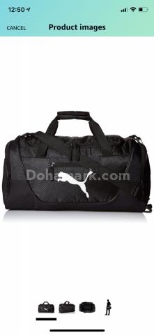 حقيبة دافل للرجال