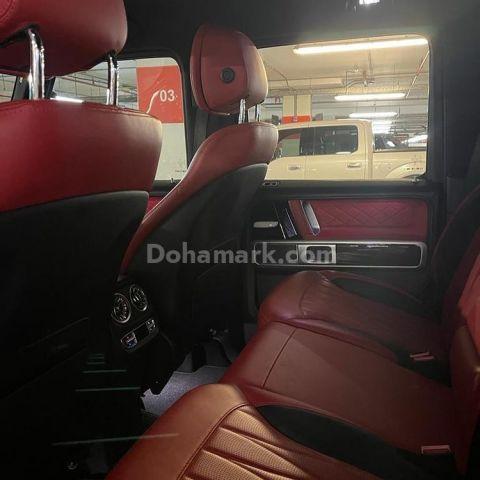 For sale Mercedes G63 model 2019